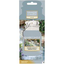 Yankee Candle Car Jar Water Garden