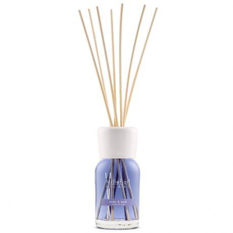 Violet & Musk Millefiori Natural Stick Diffusor 100 ml