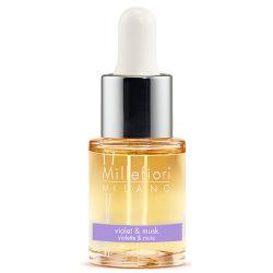 Violet & Musk Millefiori Natural Hydro 15 ml
