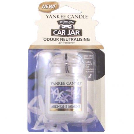 Yankee Candle Car Jar Ultimate Midnight Jasmine